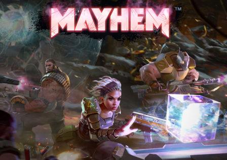 Mayhem-Game