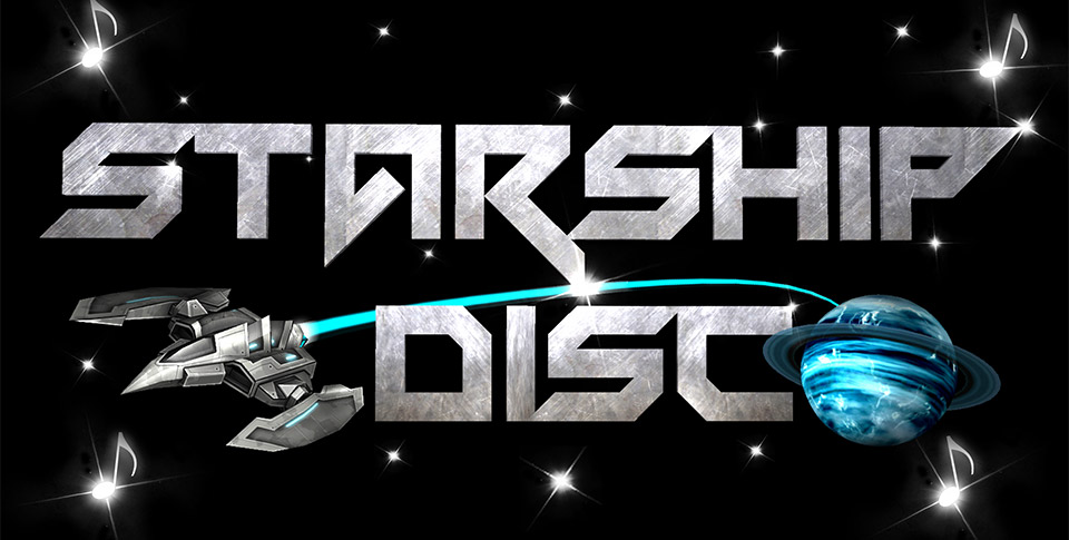 Starship-Disco-Android-Game