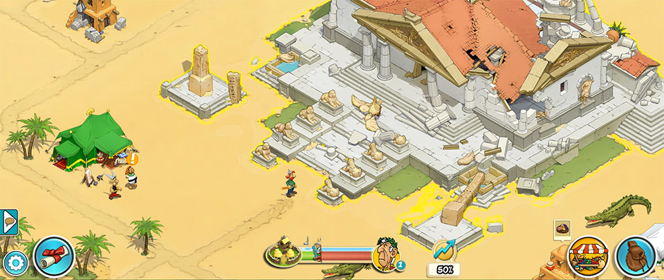Asterix-And-Friends-Android-Game