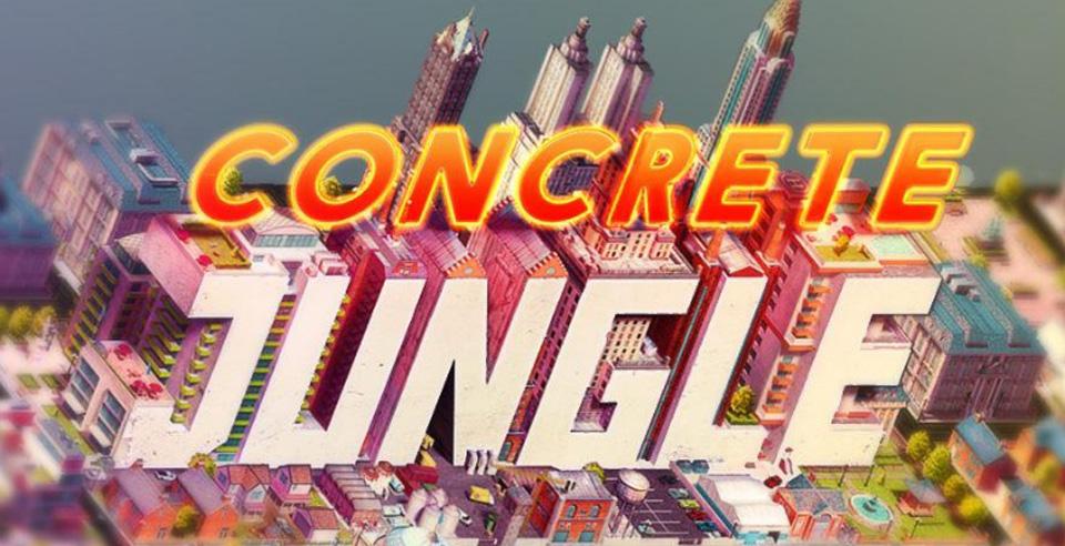 Concrete-Jungle-Gamae
