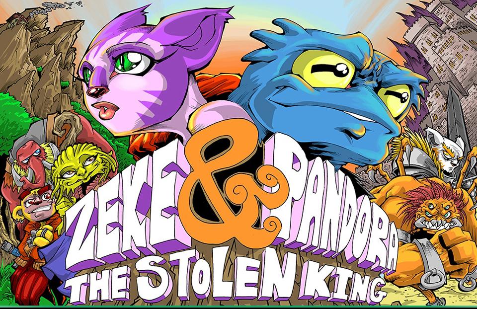Zeke-and-Pandora-Game