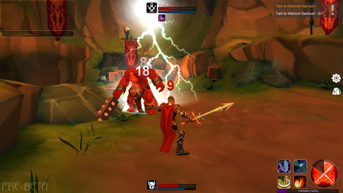 Cross-platform MMORPG AdventureQuest 3D arrives in open beta form
