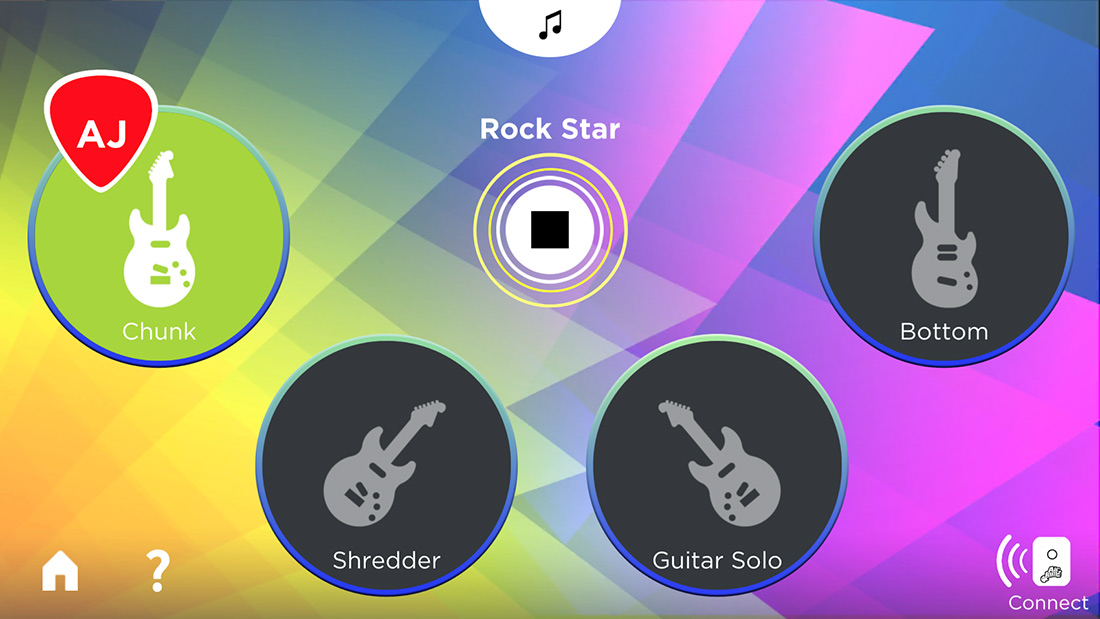 The AirJamz Music App has made it's way onto Android this