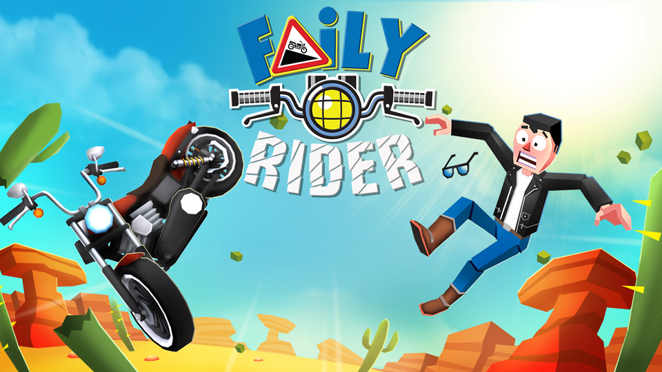 Faily-Rider-Game