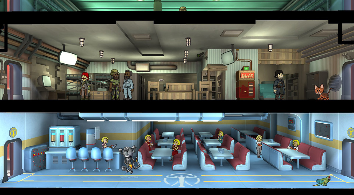 Will New Rooms Be Added To Fallout Shelter