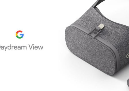 Google-Daydream-View-Android-Headset