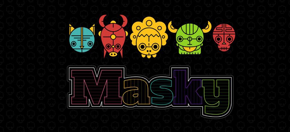 Masky-Game