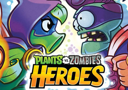Plants-vs-Zombies-Heroes-Game