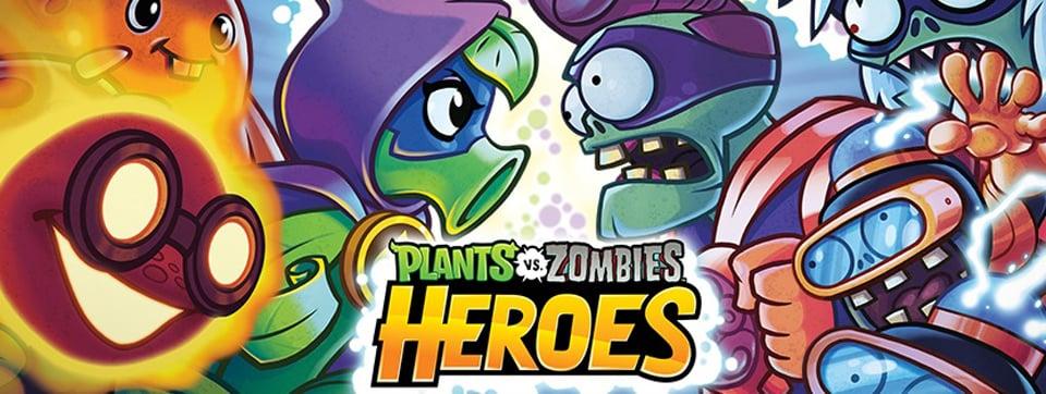 Your Best Nightmare Comes True: Plants Vs Zombies Heroes