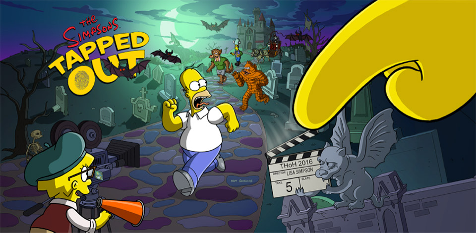 The Simpsons Tapped Out Halloween 2020 The Simpsons: Tapped Out gets a new Halloween update that's now