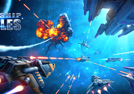 Starship-Battles-Android-Game