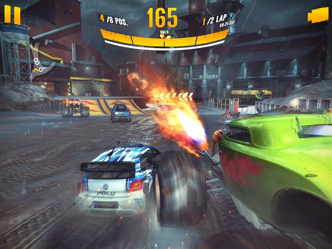 Asphalt Car Game Play Online
