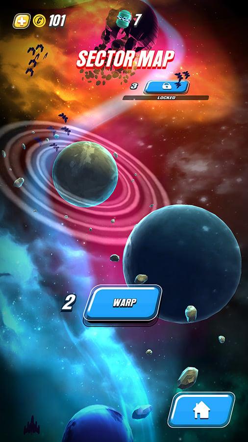 Galaga Wars Review: A good trip down memory lane  - Droid Gamers