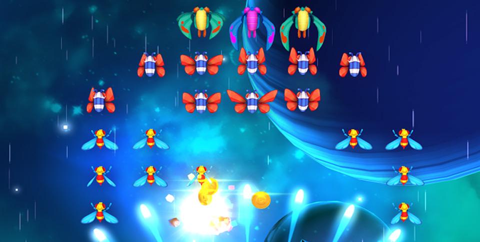 Galaga-Wars-Android-Game
