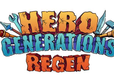Hero-Generations-Regen-Android-Game