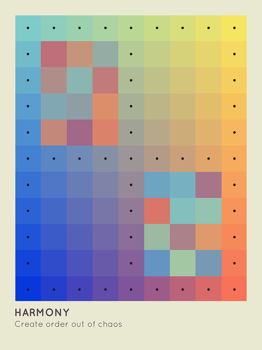 Game order colors - Players Are Encouraged To Find Harmony By Simply Moving Tiles Around The Mosaics To Bring Order Out Of The Chaos There Will Be Over 250 Levels Of Chromatic