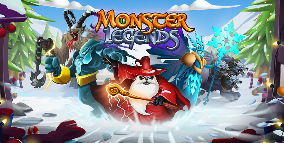 how to breed powerful monsters in monster legends