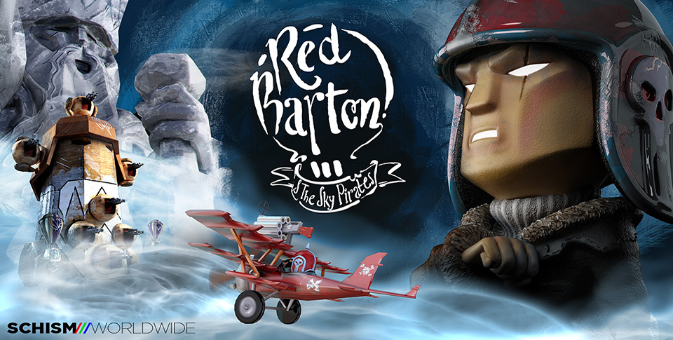 Red-Barton-and-the-Sky-Pirates-Android-Game