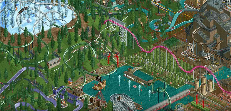RollerCoaster-Tycoon-Classic-Android-Game