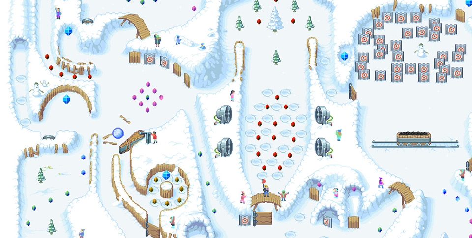 Snowball-Android-Game