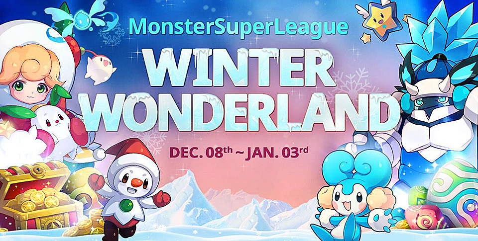 Super-Monster-League-Holiday-Android-Update