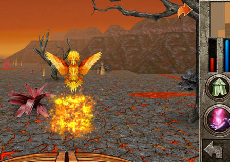 The-Quest-Fire-Ice-Android-Game