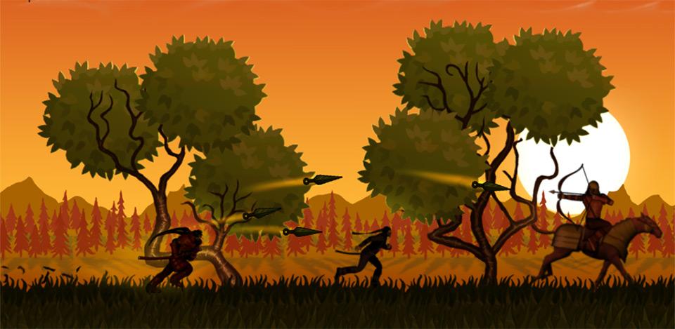 Samurai-Saga-Android-Game