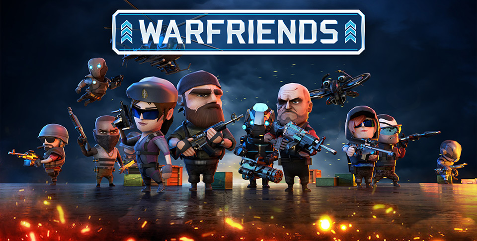 WarFriends-Android-Game