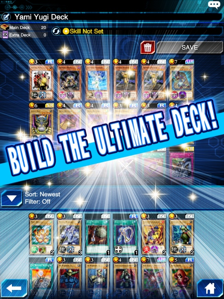 Yu Gi Oh Duel Links Is Now Available For North American