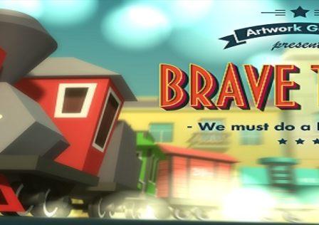 Brave-Train-Game