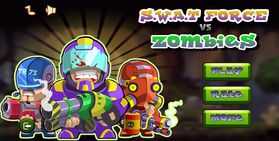 Swat-Force-vs-Zombies-Android-Game