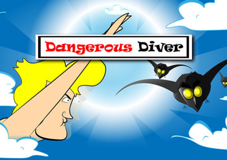 Dangerous-Diver-Android-Game