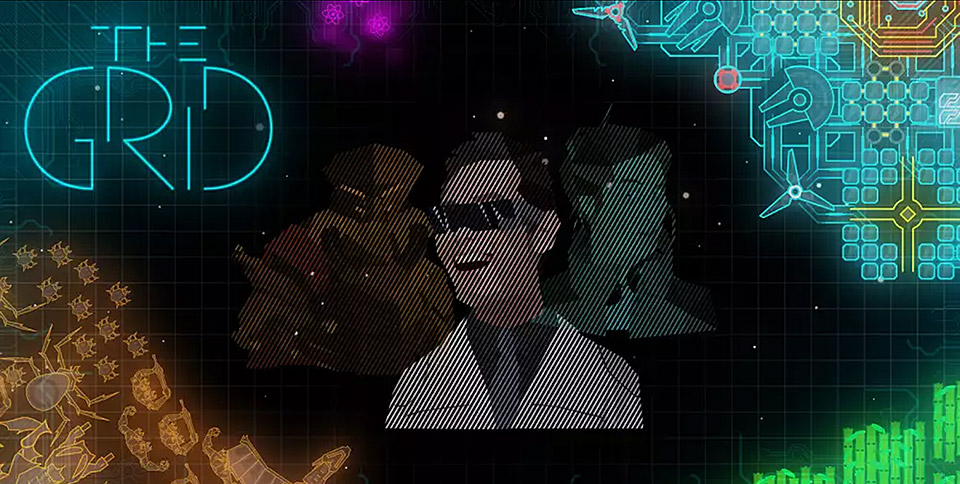 The-Grid-Android-Game