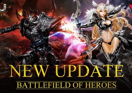 MU Origin_New Update_Battlefield of Heroes