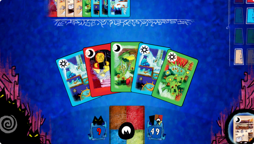 Onirim-Android-Solitaire-Game