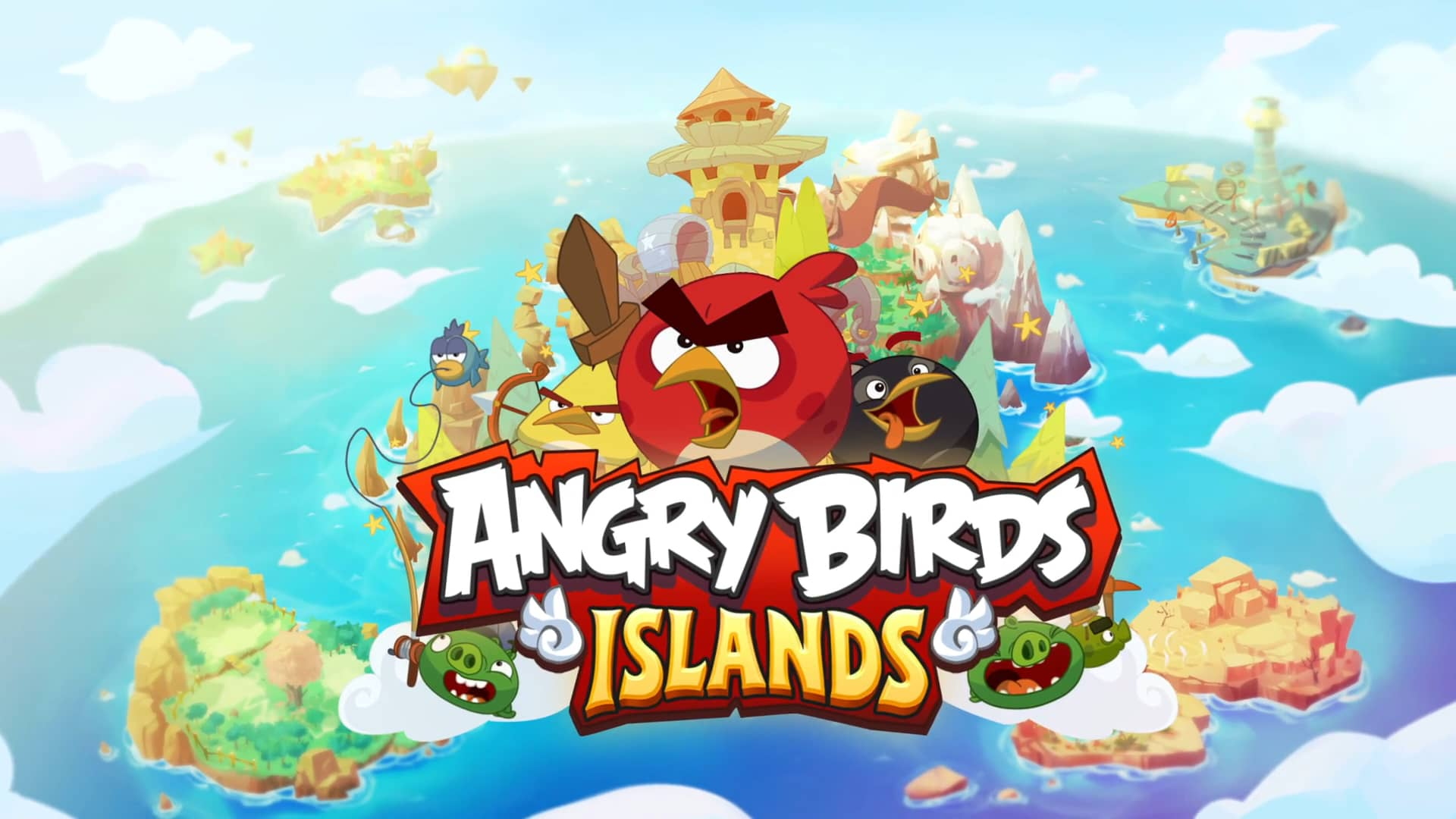 how do you play angry birds go