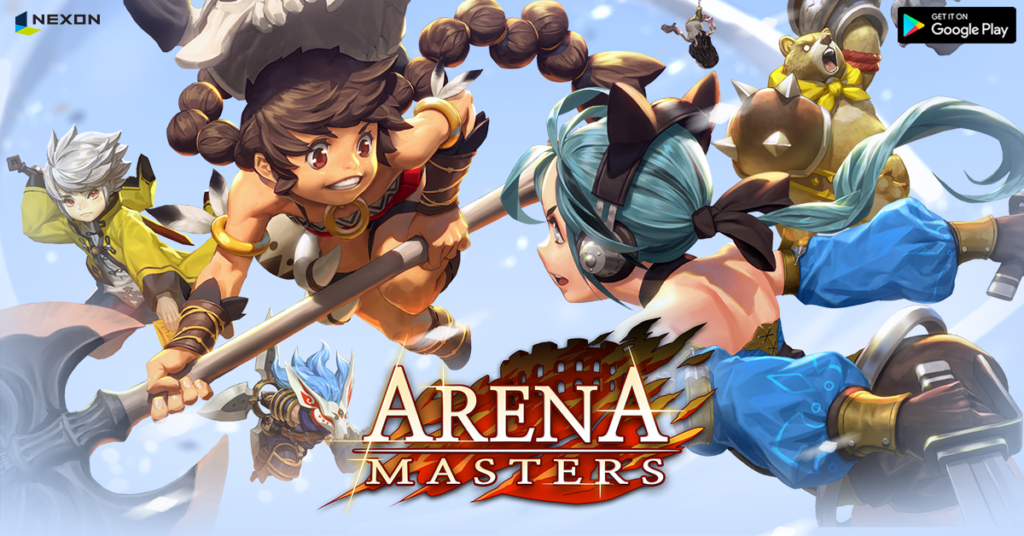 Arena Masters is a multiplayer only RPG on Android right now.