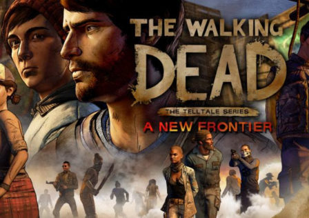 Telltale's The Walking Dead.