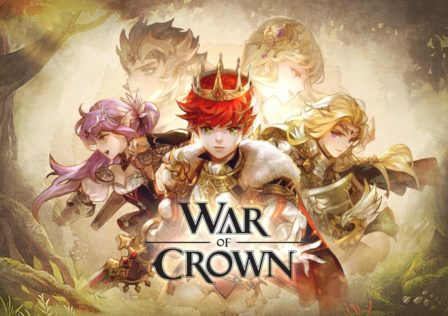 War of Crown is out tomorrow on Google Play