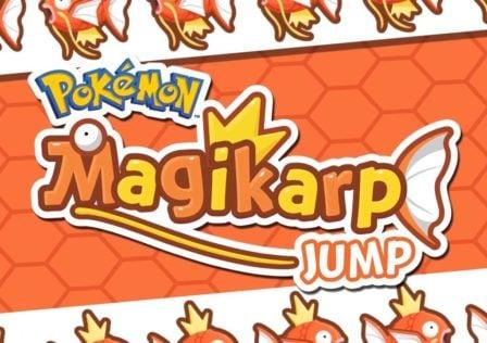 Pokemon Magikarp Jump