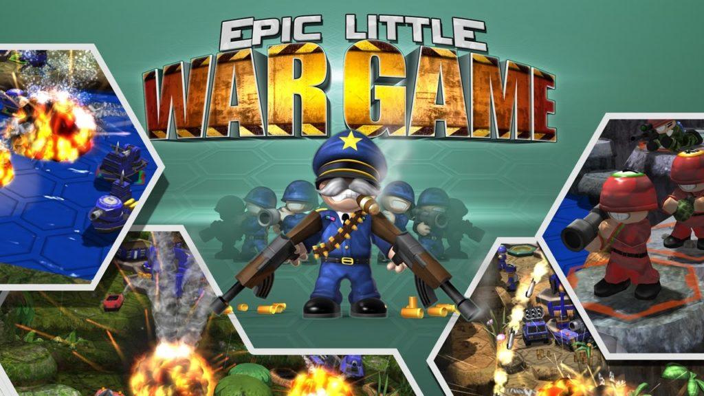 Epic Little War Game