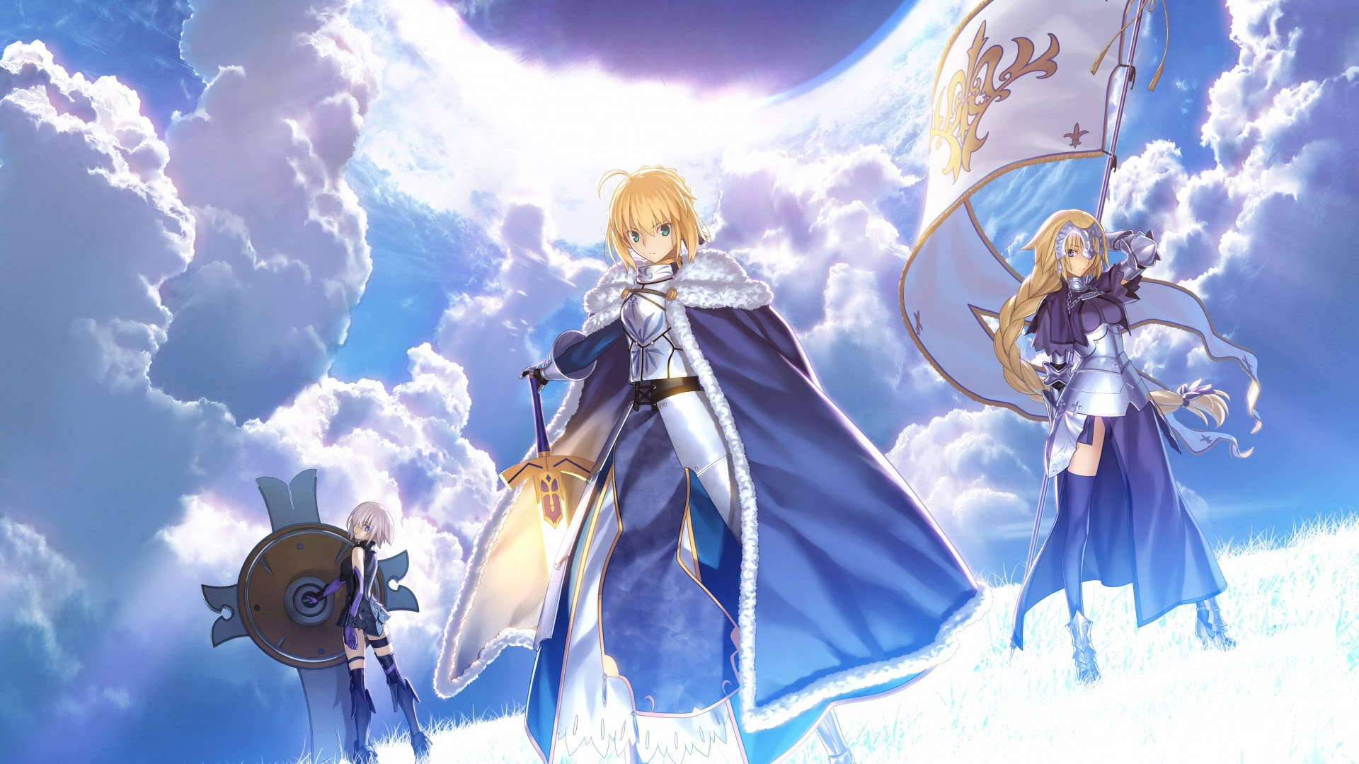 Fate Grand Order Has Just Launched On Android Droid Gamers