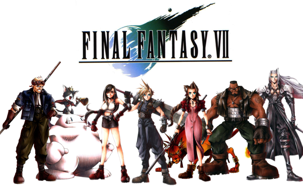Final Fantasy VII Android JRPG