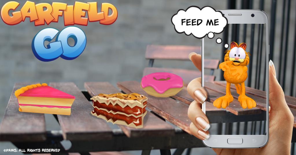 Garfield GO!