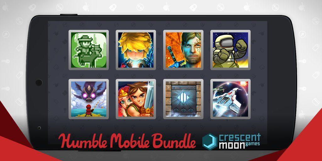 Humble Bundle Crescent Moon Games 2