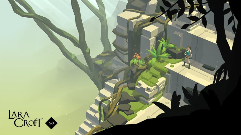 Lara Croft GO Google Play
