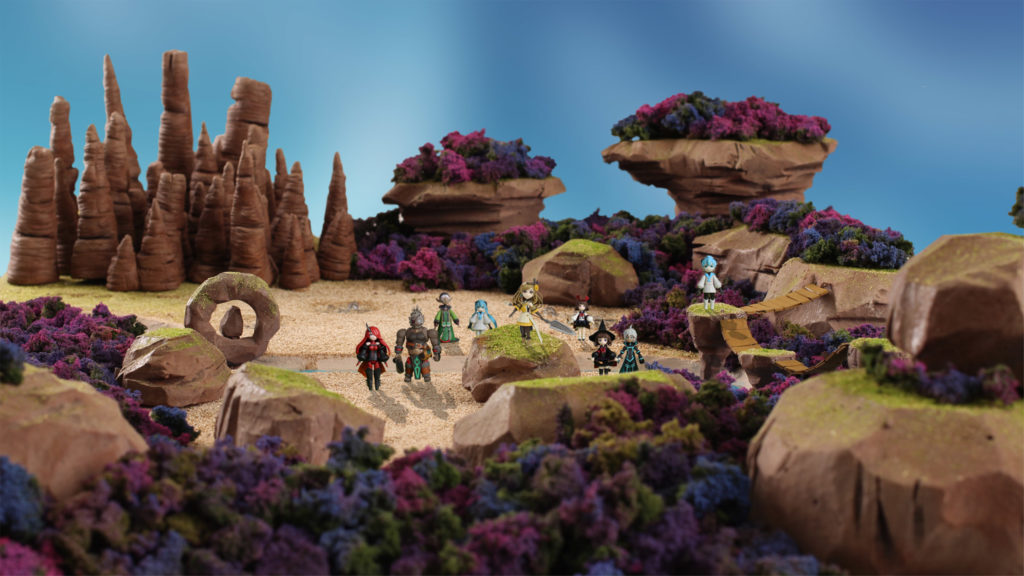 Terra Battle 2 and Terra Wars