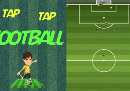 Tap Tap Football Header image