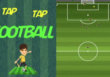 Tap Tap Football Header image