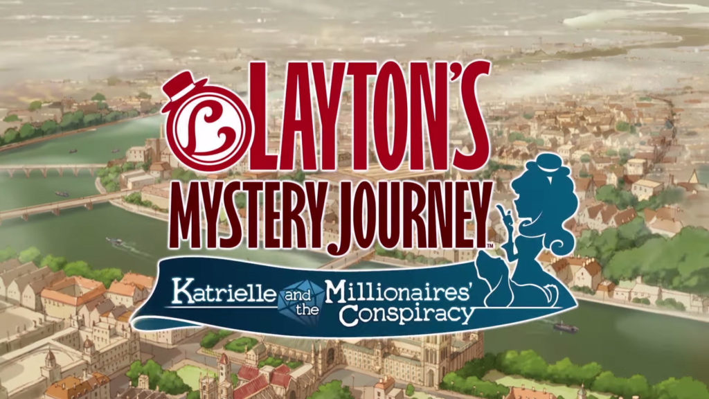 Layton's Mystery Journey Android